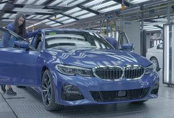VIDÉO – BMW Série 3 : tout savoir sur sa production #1