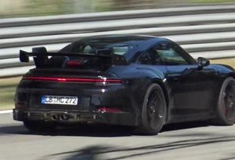 Future 911 GT3 « 992 » : Toujours sans turbo ! #1