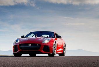 Un V8 BMW pour la Jaguar F-Type ? #1