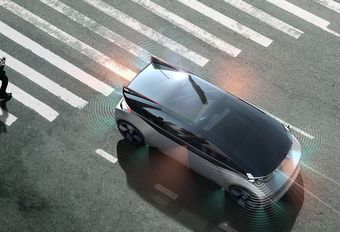 Volvo Artificial Intelligence met NVidia #1