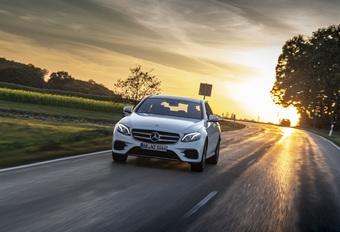 Mercedes E 300e et 300de : deux solutions hybrides plug-in #1