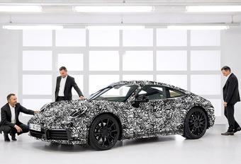 Porsche 911 Carrera « 992 » : 385 ch minimum ! #1