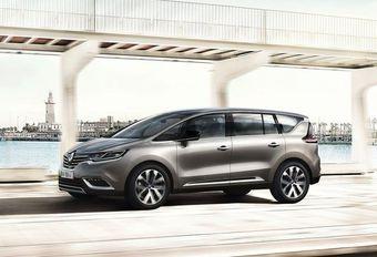 Renault Espace : un 2-litres Diesel à 2 puissances #1