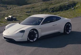 Porsche : une SUV et une sportive électriques après la Taycan #1