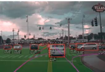 Tesla change la puce de l'Autopilot #1