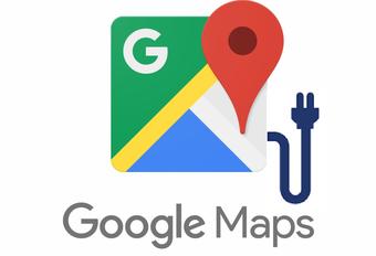 Update Google Maps vermeldt laadstations voor elektrische wagens #1
