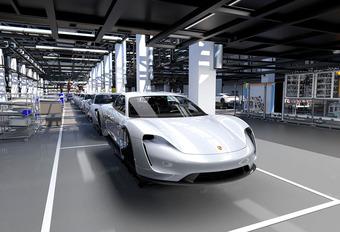 Porsche gaat volledig voor elektrisch: nieuwe fabriek én extra model #1