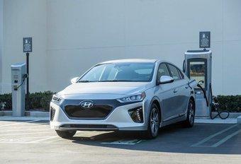 Betere autonomie voor de Hyundai Ioniq EV in 2020 #1
