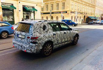 Mercedes GLE hybride plug-in : 100 km en électrique #1
