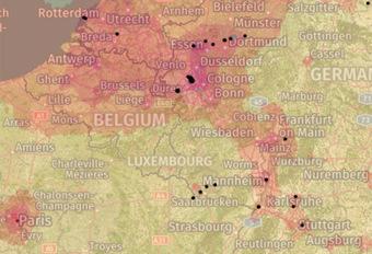 Pollution de l'air : La Belgique étouffe dans les oxydes d'azote #1