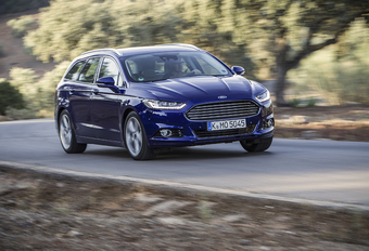 Ford absent à Genève 2019 #1