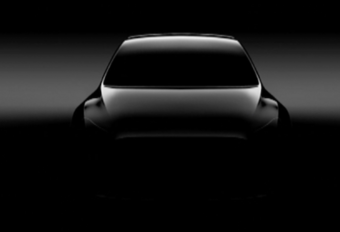 Tesla Model Y komt in 2020 #1