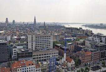 Luchtvervuiling: vooral Antwerpen en Gent de vuilste steden #1