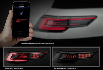 Kies je eigen lichtsignatuur met VW IQ Light #1