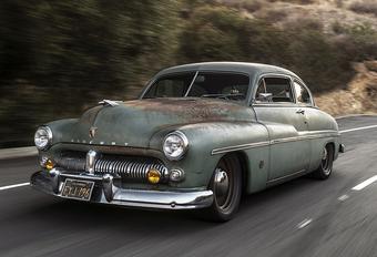 Er klopt iets niet aan deze 1949 Mercury Coupe #1