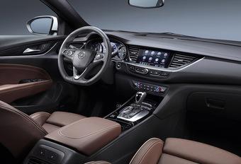 Nouveau système multimédia pour l'Opel Insignia #1