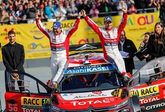 Wat doet Sébastien Loeb in 2019?