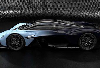 Aston Martin Valkyrie: foto's van de exclusieve hypercar #1