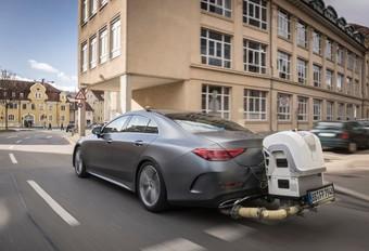 Euro 6d-Temp diesels ruimschoots onder de normen volgens ACEA #1