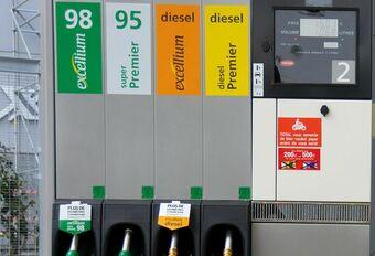 Actions contre le coût du carburant du 16 au 18 novembre #1