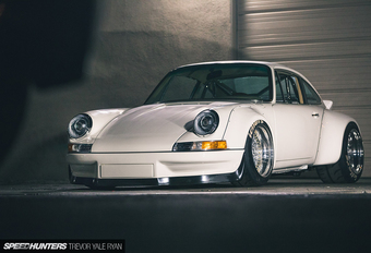 Porsche 911 E-RWB is extreem… stil #1