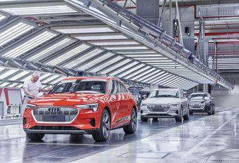 Audi's batterijen zullen voor 95 procent recycleerbaar zijn #1