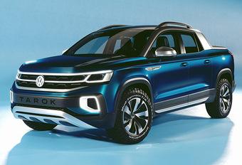 Volkswagen Tarok pick-up : D'abord le Brésil, ailleurs ensuite #1