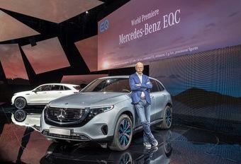 Mercedes-Benz et Tesla : La solution électrique de secours pour Mercedes ? #1