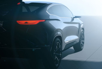 Fiat Fastback is SUV Coupé met een idee #1