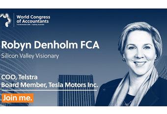 Tesla : Elon Musk choisit Robyn Denholm à sa succession #1