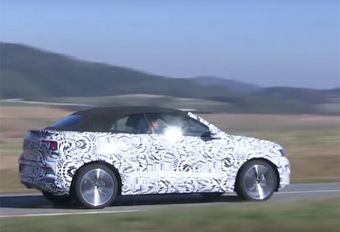 VIDÉO – Volkswagen T-Roc cabriolet : dans le sillage de l'Evoque ? #1