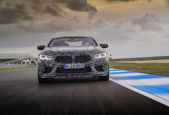 La BMW M8 est presque prête pour la production #1
