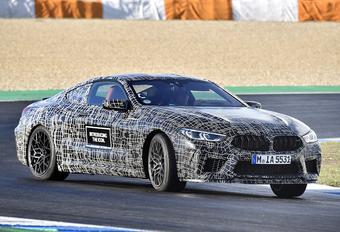 Meer info over de nieuwe BMW M8 xDrive Coupé! #1