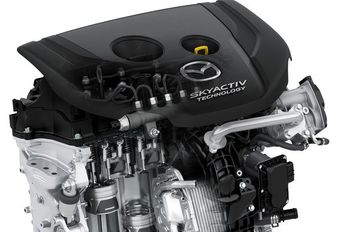 Mazda rappelle 640.000 Diesel dans le monde #1