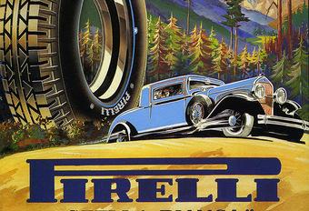 Pirelli Stella Bianca : Le retour du pneu diagonal pour les oldtimers #1