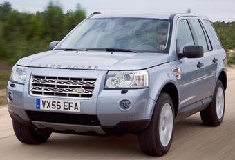 Land Rover Freelander 2 #1