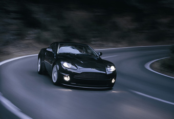 Aston Martin Vanquish S Ultimate Edition  #1