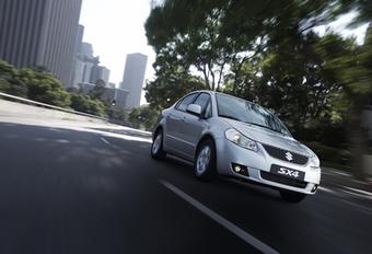Suzuki SX4 Sedan #1