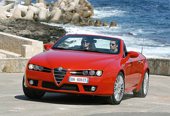 Alfa Romeo Spider Diesel #1