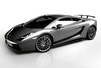 Lamborghini Gallardo Superleggera #1
