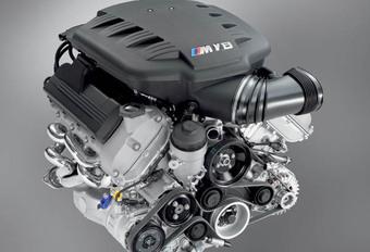 BMW M3 et son V8 #1