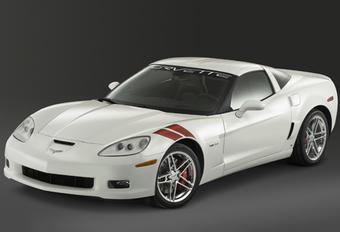 Corvette Z06 « Ron Fellows Edition »  #1