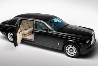 Rolls-Royce Phantom Armoured #1
