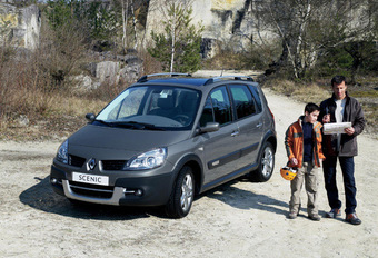 Renault Scénic Conquest #1