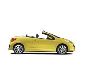 Peugeot 207 CC Roland Garros Concept #1