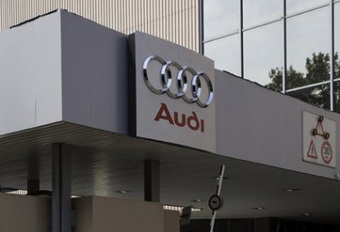 Audi Forest #1
