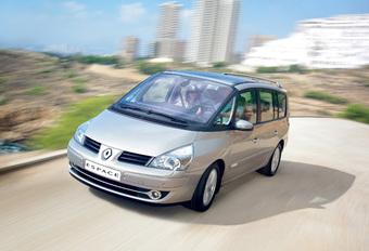Renault Espace 2.0 dCi proactive #1