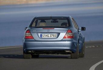 Mercedes E 300 Bluetec #1
