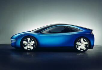 Honda Accord Tourer Concept #1