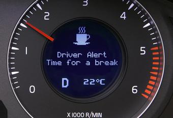 Volvo a de nouveaux systèmes de sécurité #1